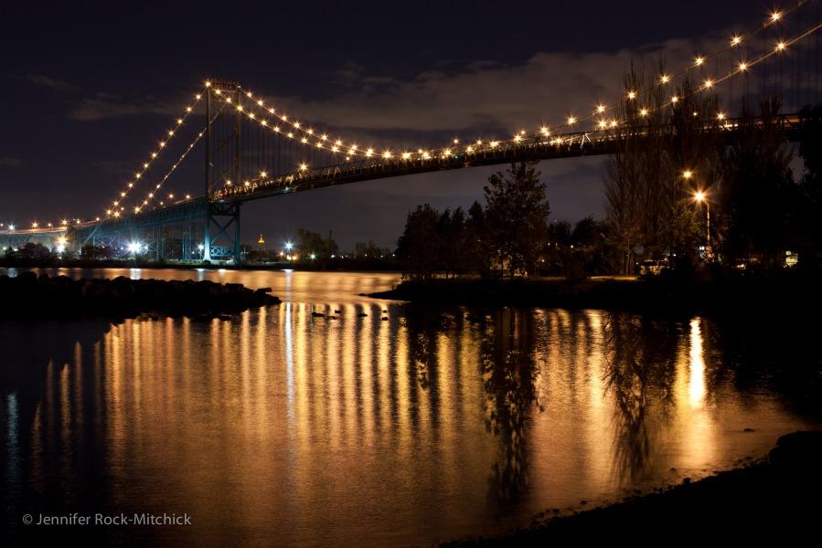 The Ambassador Bridge