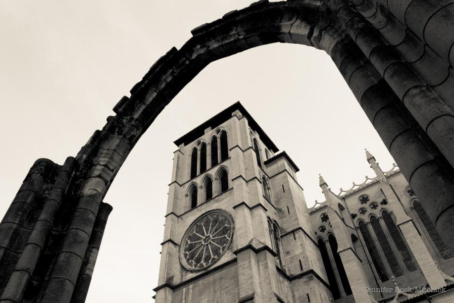 Cathédrale Saint-Jean-Baptiste de Lyon, France