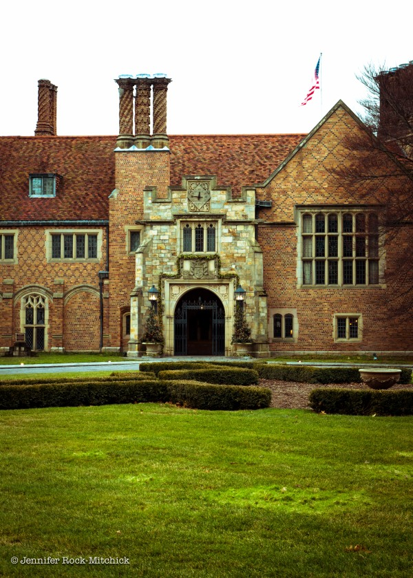 Meadow Brook Hall, Rochester, Michigan