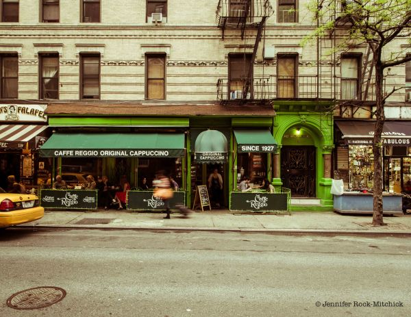 Caffe Reggio, New York City