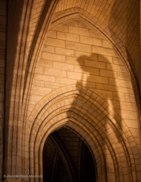 Gabriel, Notre Dame de Paris, France
