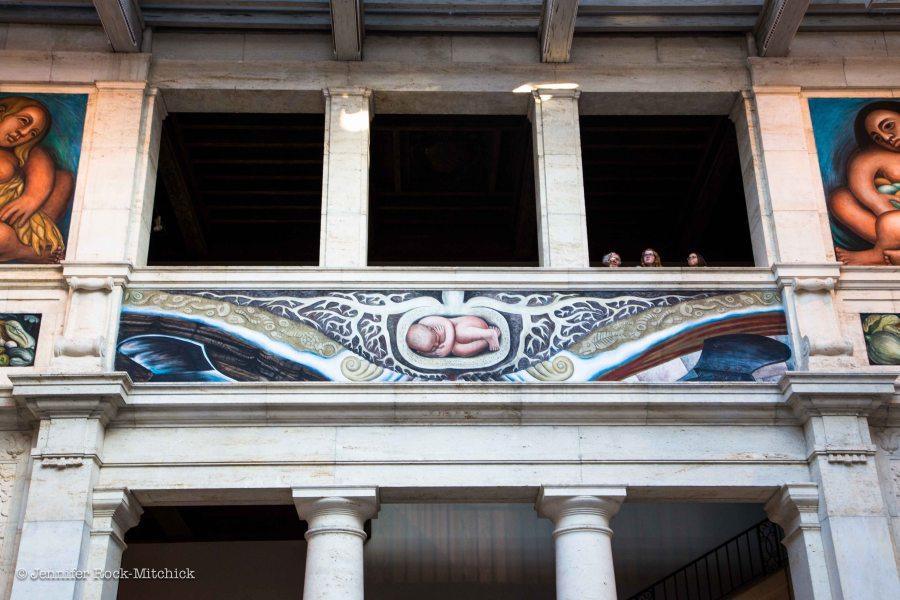 Rivera Court, Detroit Institute of Arts